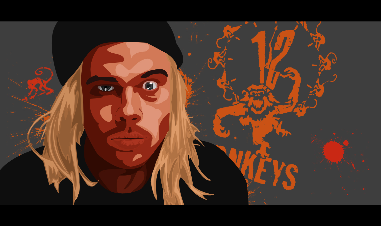 12 monkeys Pitt film, 12 Monkeys.