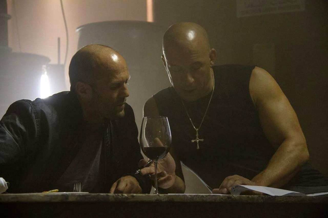 Morbidly Amusing : James Wan's 'Fast & Furious 7′ Gets Release